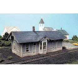Blair Line 185 HO Chesapeake & Ohio Depot - Standard #1 Design Laser-C found on Bargain Bro India from Trainz for $63.99