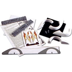 Woodland Scenics P416 PineCar Lightning Designer Kit