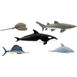 Woodland Scenics SP4447 1:48 O Scale Marine Life & Fish (5)