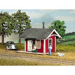 American Model Builders 790 HO  Branchline Station Kit