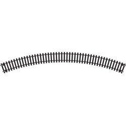 Hornby R607 OO Double Curve 2nd Radius 438mm arc 45