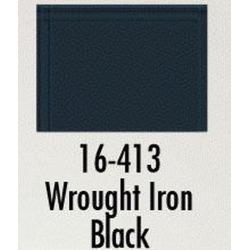 Badger 16413 Modelflex Paint Wrought Iron Black