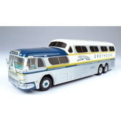 Classic Metal Works 33108 HO 1954 GMC PD4501 - Greyhound (1960 Scheme; found on Bargain Bro India from Trainz for $24.59