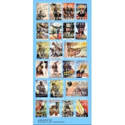 Archer Fine Transfers 35370 1:35 Italian Propaganda Posters