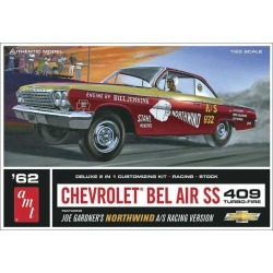 1 25 1962 Chevy Bel Air