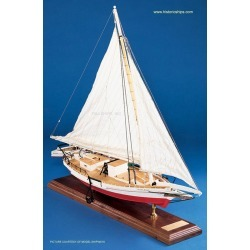 Model Shipways 2032 1:32 Willie L Bennett Wood Model Ship Kit