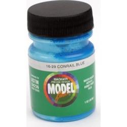 Badger 1629 Modelflex Paint Conrail Blue