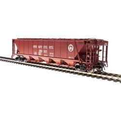 Broadway Limited 4084 HO Pennsylvania Railroad Class H32 5-Bay Hopper