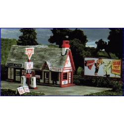 Blair Line 081 N Ernie's Gas Station Laser-Cut Building Kit found on Bargain Bro India from Trainz for $34.99