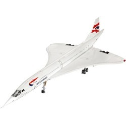 Revell of Germany 80-4997 1:72 Concorde British Airways found on Bargain Bro Philippines from Trainz for $87.95