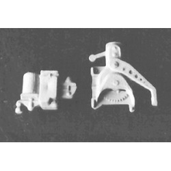 Detail Associates 6238 Hand brake & valve 2/