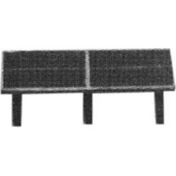 Plastruct 94711 Ping pong table