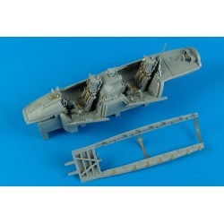Aires Hobby 2174 1:32 F14D Cockpit Set For TSM