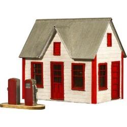 American Model Builders 797 HO Gas Station Kit
