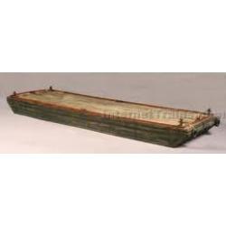 American Model Builders 8002 1:87 Deck Scow Kit