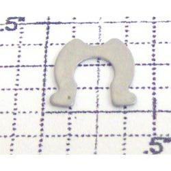 Lionel 480-18AU Nickel Horseshoe Washer Used (4)