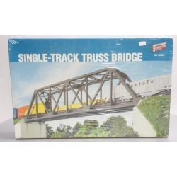 Walthers 933-3185 HO Single Track Truss Bridge found on Bargain Bro India from Trainz for $28.49
