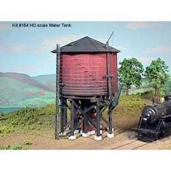 American Model Builders 154  HO 50,000 Gallon Water Tank Kit