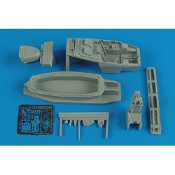 Aires Hobby 7263 1:72 F22A Cockpit Set For RVL