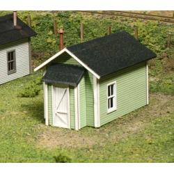 American Model Builders 482 O Miner's Cabin Kit