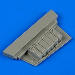 QUICKBOOST 72445 1/72 F15C Electronic Boxes for HSG found on Bargain Bro India from Trainz for $6.49