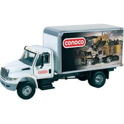First Gear 50-3276 1:50 Conoco - International Durastar Delivery Truck