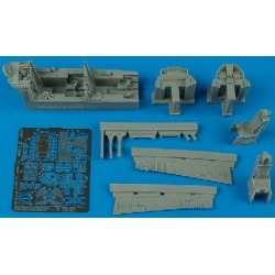 Aires Hobby 7189 1:72 F15E Cockpit Set For ACY