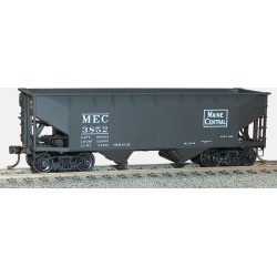 Accurail 7729 HO Maine Central Offset-side Twin Hopper Kit