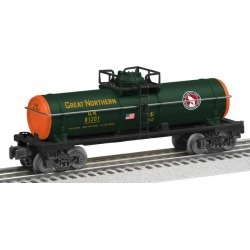 Lionel 6-81201 Great Northern Tank Car