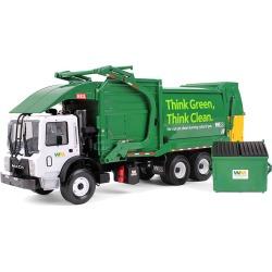 First Gear 10-4006 1:34 Waste Management - Mack TerraPro Refuse Truck