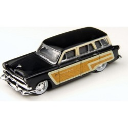 Classic Metal Works 30253 HO 1953 Ford Country Squire Wagon - Mini Met found on Bargain Bro Philippines from Trainz for $12.79