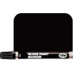 Testors 2547 Black Paint Marker