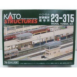 Kato 23-315 N Scale Office/Signal Tower Kit found on Bargain Bro India from Trainz for $14.50
