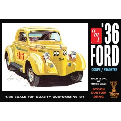 1 25 1936 Ford Coupe Trophy