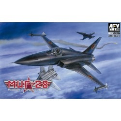 AFV Club 48S09 1:48 F-5E Tiger II Mig 28 Top Gun found on Bargain Bro India from Trainz for $45.49