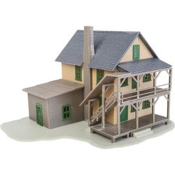 914 HO Rooming House Kit