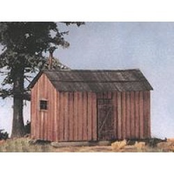 B.T.S. 17425 O Scale Logging Bunkhouses Craftsman Building Kit