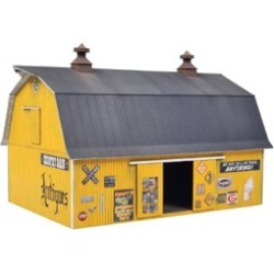 Walthers 933-3339 HO Antiques Barn Kit found on Bargain Bro Philippines from Trainz for $29.49