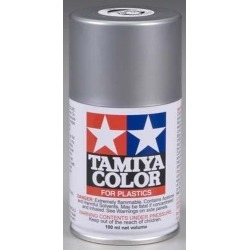 Tamiya 85017 TS-17 100ml Aluminum Silver Spray Paint for Plastics