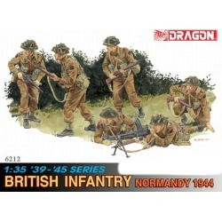 Dragon 6212 1:35 British Infantry Normandy (6) found on Bargain Bro India from Trainz for $18.79