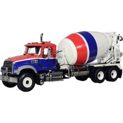 First Gear 10-3995 1:34 Mack Granite Standard Mixer Truck