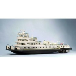 "Dumas 1215 37"" American Beauty Boat Kit"