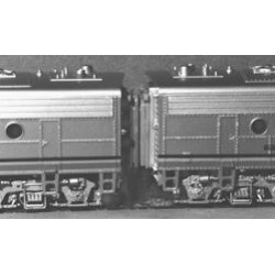 American Limited Models 9800 HO Connection Kit 2A/1b Unit