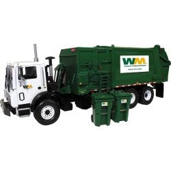 First Gear 10-4004 1:34 Waste Management - Mack TerraPro Refuse Truck