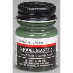 Testors 2122100 Model Master Russian Topside Green 1/2 oz
