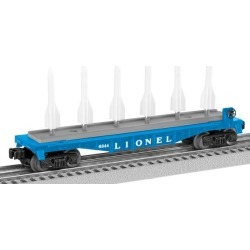 Lionel 6-81493 Missile Carrying Car