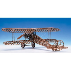 Model Shipways 1002 1:16 Nieuport 28 Model Airplane Kit