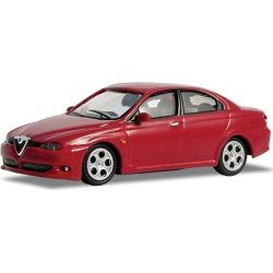 Ricko 38339 1:87 2002 Alfa 156 GTA in Red