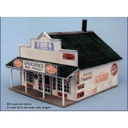 Blair Line 280 O Blairstown General Store Laser-Cut Building Kit