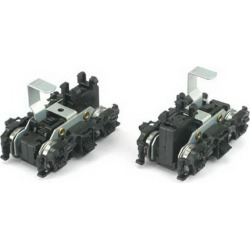 Athearn 42011 HO F7/GP7 Front/Rear Power Truck Set